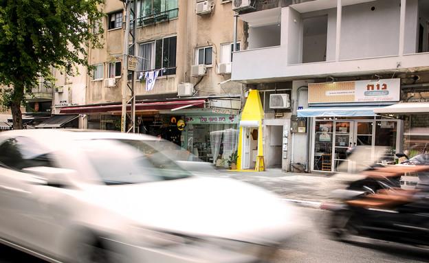 מירב דקל, מתחנת מוניות לחנות תכשיטים (צילום: מירב דקל)