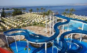 פארק המים חוף גיא - טבריה
