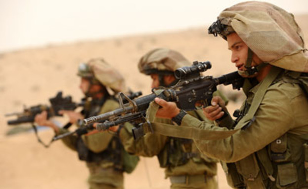 """חיילי נחל  (צילום: דובר צה""""ל, באדיבות גרעיני החיילים)"""