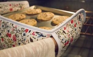 כפפת מטבח כפולה (צילום: קיקסטארטר)