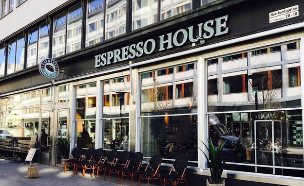 גטבורג, שוודיה (צילום: Espresso House Facebook)