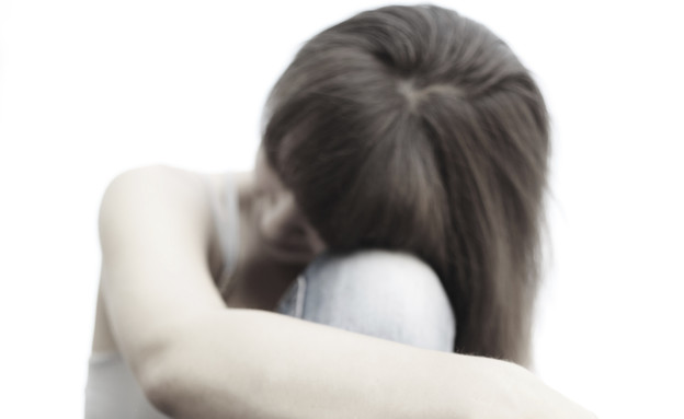 נערה בדיכאון (צילום: Chepko Danil, Thinkstock)