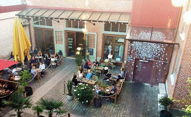 גטבורג, שוודיה (צילום: Kafe Magasinet Facebook)