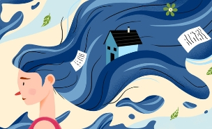 אתגר הקריאה - נשים (איור: פייר קליינהאוז)