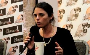 איילת שקד (צילום: שלומי כהן)