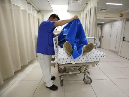 בית חולים (צילום: עופר חן)