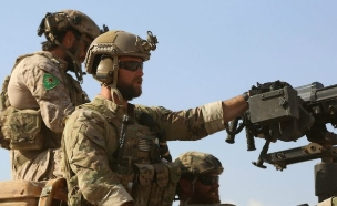 כוחות הקומנדו שנלחמים בדאעש (צילום: alwaght.com)