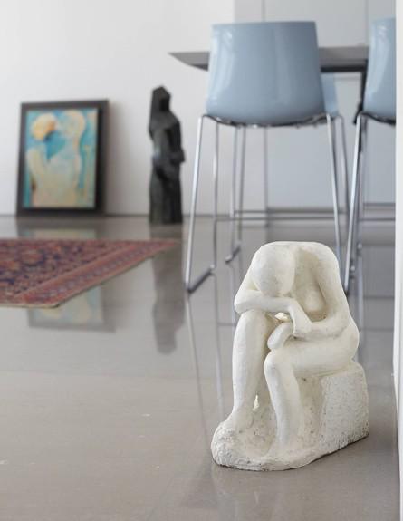 פסל (צילום: ליאור אביטן)