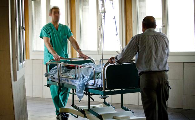 בית חולים בנצרת (צילום: משה שי לפלאש 90)