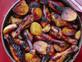 עוף צלוי מושלם של רותם ליברזון (צילום: דן פרץ, מטבח אישי)