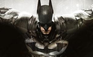 באטמן ארקהם (צילום: מתוך המשחק)