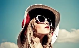 משקפי שמש (צילום: Evgeniya Porechenskaya, Shutterstock)
