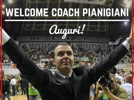 המאמן החדש של ירושלים. פיאנג'יאני (Getty) (צילום: ספורט 5)