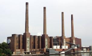 המפעל של פולקסווגן בולפסבורג, גרמניה (צילום: Andreas Rentz, GettyImages IL)