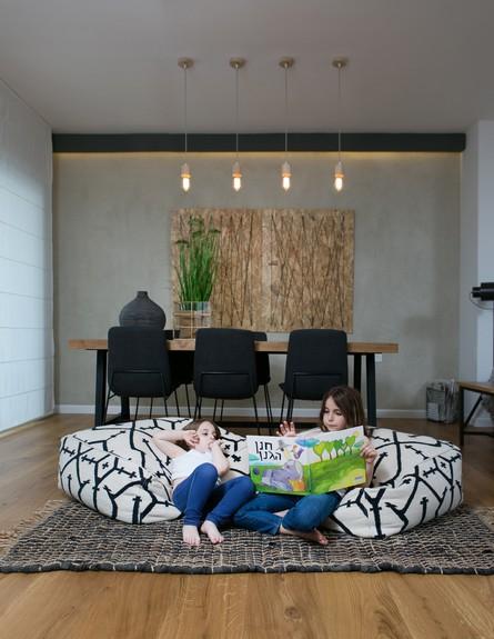 אודליה ברזילי, ג, שטיח  (14) (צילום: שירן כרמל)
