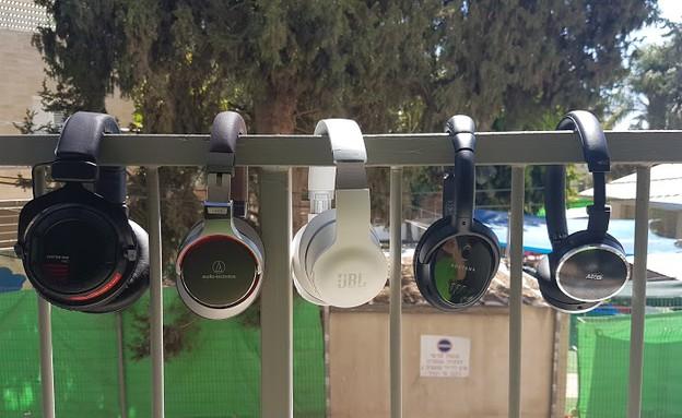 מדהים לכל מי ששאל: אילו אוזניות לקנות? WG-45