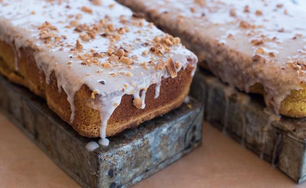קפלא אור יהודה עוגת שקדים (צילום: נמרוד סונדרס, אוכל טוב)