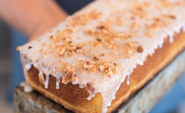 קפלא אור יהודה עוגת שקדים מסורתית (צילום: נמרוד סונדרס, אוכל טוב)