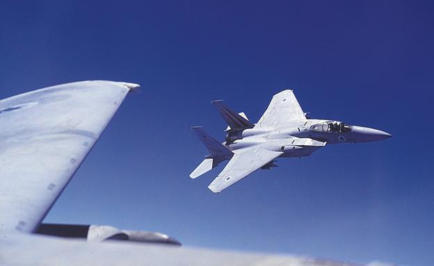 F-15 (צילום: אתר חיל האוויר)