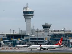 טיסות חודשו באופן חלקי. נמל התעופה (צילום: רויטרס)