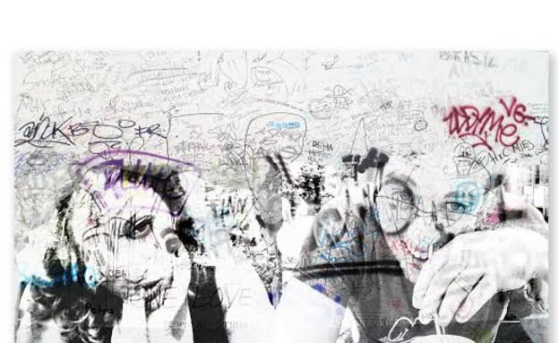 פריט מנצח 10, סיון ליבנה תמונות בעיצוב גרפי של מורן מור ערן (צילום:  מורן מור ערן)