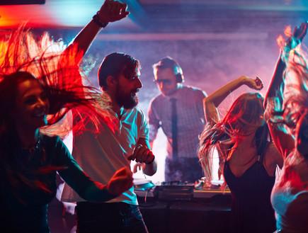 ריקודים (צילום: Pressmaster, Shutterstock)