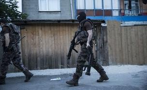 מעצרים בטורקיה (צילום: חדשות 2)