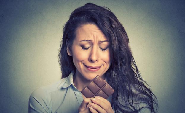 קשה בדיאטה  (צילום: Shutterstock/pathdoc)