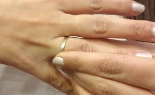 טבעת נישואים (צילום: חדשות 2)