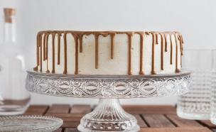 עוגת ביסקוויטים זברה חגיגית (צילום: דרור עינב, אוכל טוב)
