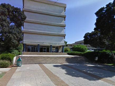 אוניברסיטת תל אביב, ארכיון (צילום: גוגל ארת')