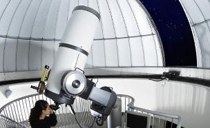 טלסקופ טכנודע (צילום: טכנודע -חדרה)