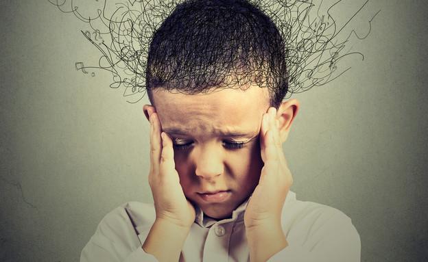 ילד עצוב (צילום: pathdoc, Shutterstock)