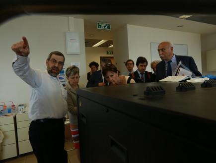 חיזוק קשרי ישראל - איטליה בבר-אילן