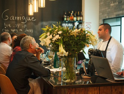מסעדת גריג (צילום: חיים יוסף, אוכל טוב)