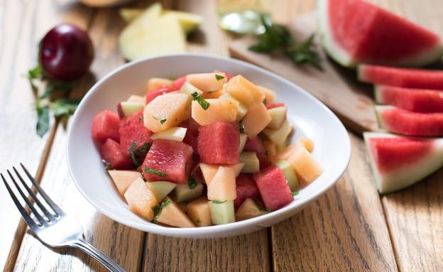 סלט פירות (צילום: נמרוד סונדרס, אוכל טוב)