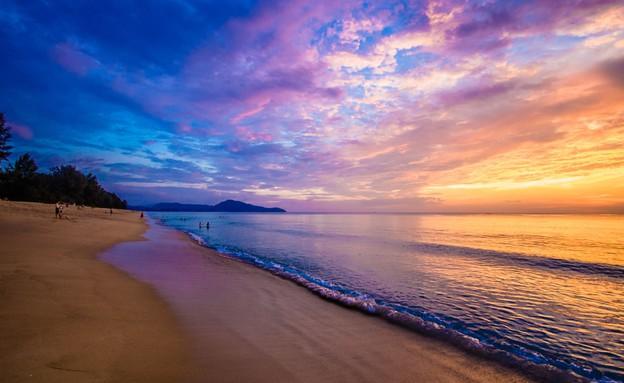 חוף מאיי קאו בפוקט, תאילנד