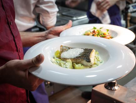 מסעדת  (צילום: חיים יוסף, אוכל טוב)