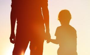 אבא וילד (צילום: Shutterstock)