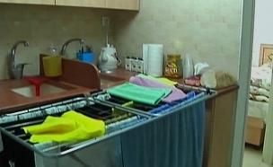 פתרון נוסף למשבר? דירות מפוצלות (צילום: חדשות 2)