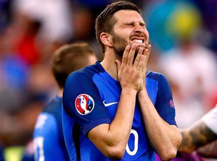 צרפת כואבת את ההפסד בגמר (getty) (צילום: ספורט 5)