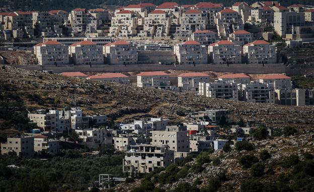 """הרש""""פ: רוב ערבי בין הירדן לים (צילום: נתי שוחט / פלאש 90)"""