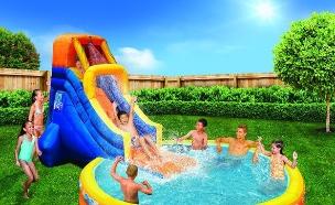בריכות07, מגלשה ובריכה לחגיגה אמיתית (צילום: amazon.com)