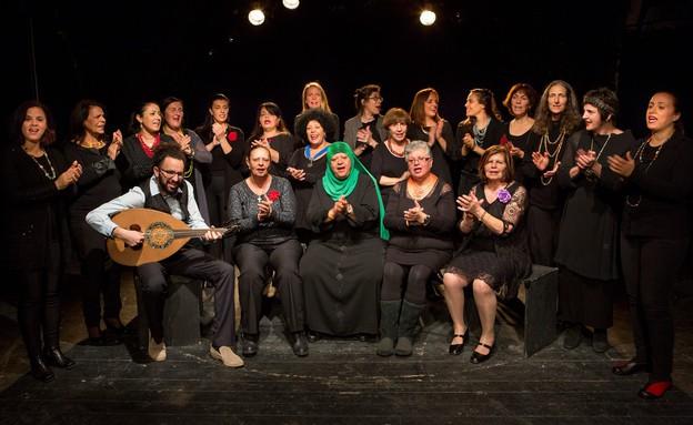 מקהלת ראנה (צילום: נועה בן-שלום)