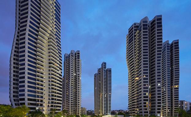 d'Leedon, Singapore (צילום:  Zaha Hadid Architects)