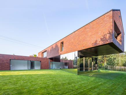 Living-Garden House in Izbica, Izbica, Poland