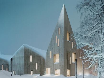 Romsdal Folk Museum, Molde, Norway