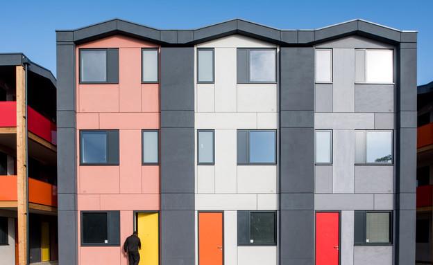 Y Cube Mitcham, London, United Kingdom (צילום:  Rogers Stirk Harbour)