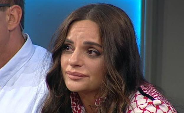 """האודישן שגרם לאופירה אסייג לבכות (צילום: מתוך """"אייל גולן קורא לכם"""", ערוץ 24)"""