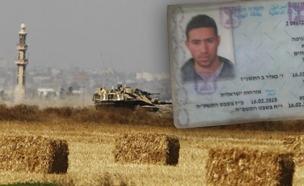 ג'ומעה אבו ע'נימה (צילום: חדשות 2)